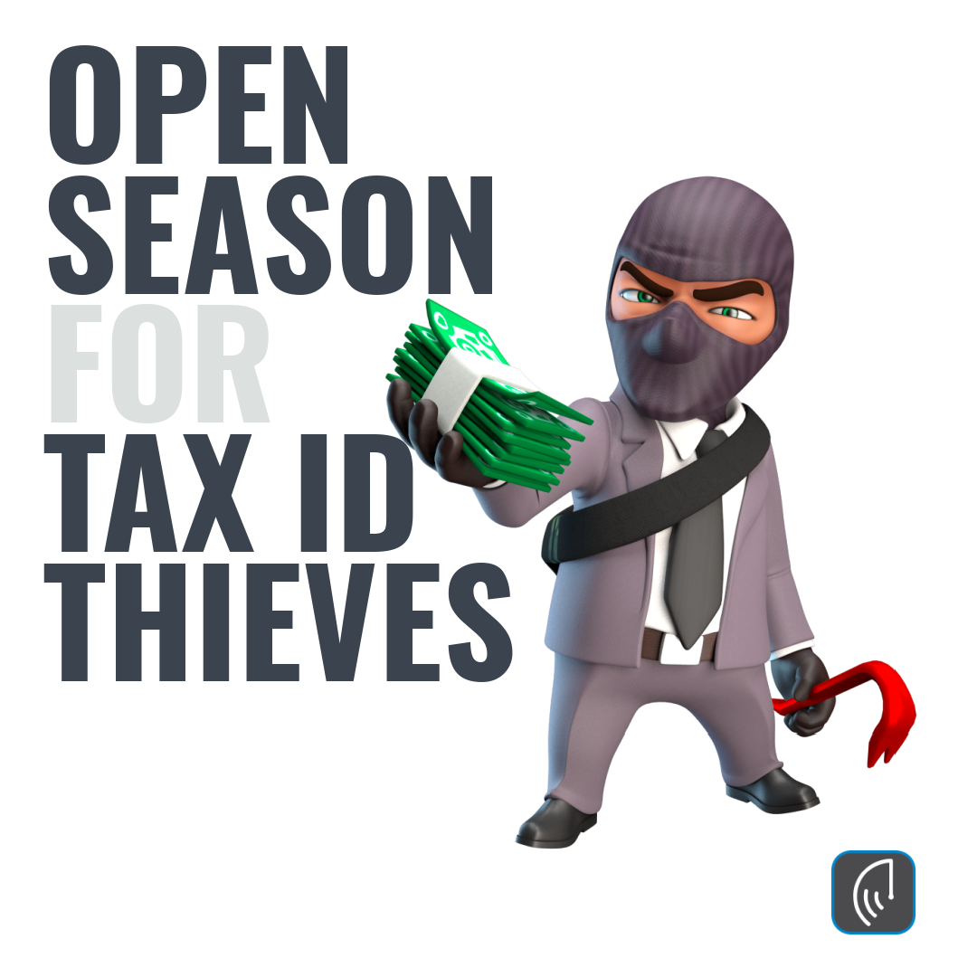 OPEN SEASON FOR ID THIEVES