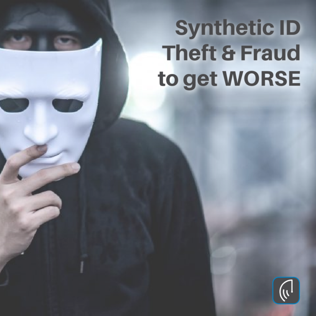 Synthetic ID Theft & Fraud to get WORSE