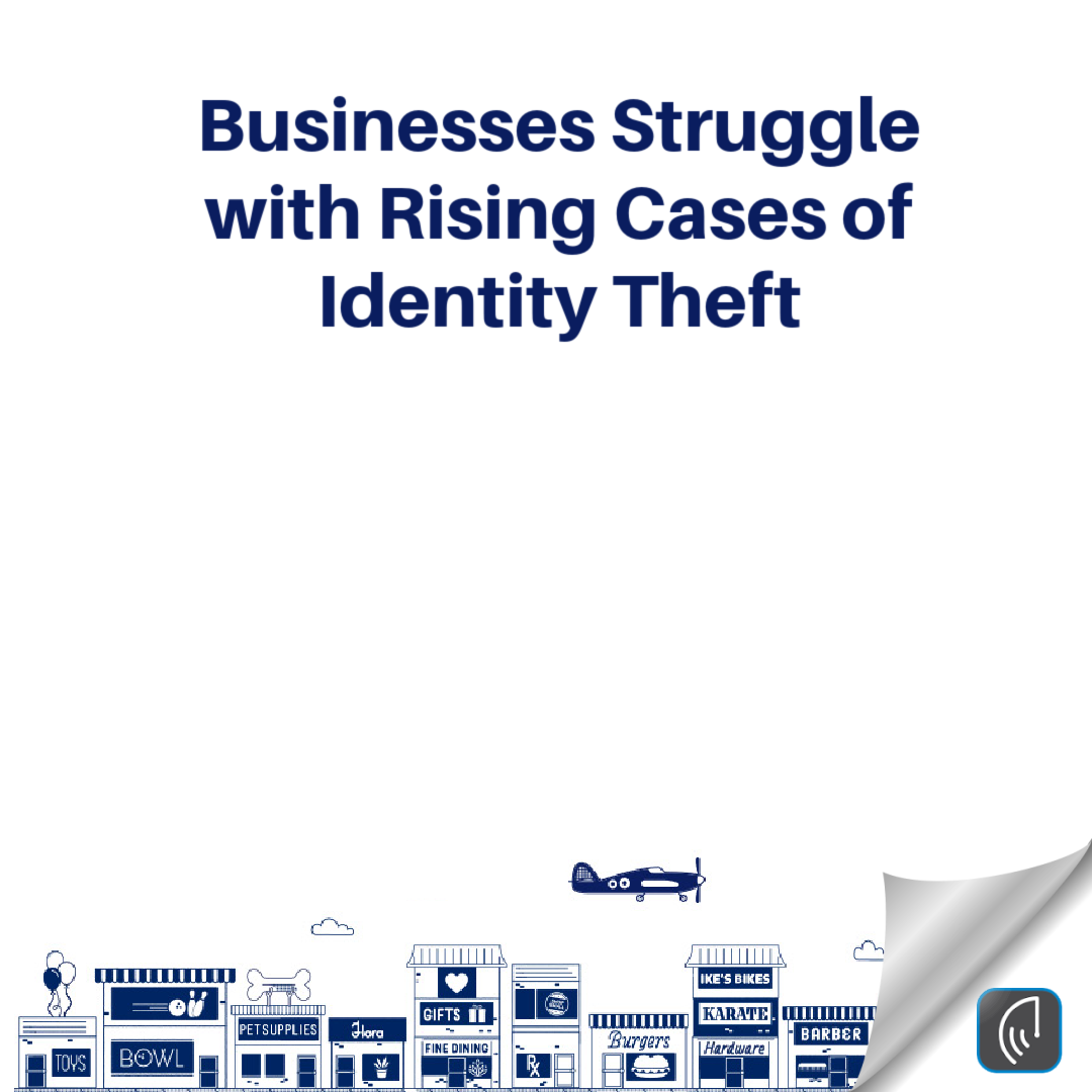 Businesses Struggle with Rising Cases of Identity Theft